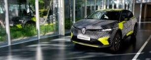 Megane e-Tech eléctric: ya tenemos detalles de potencia, batería y autonomía...