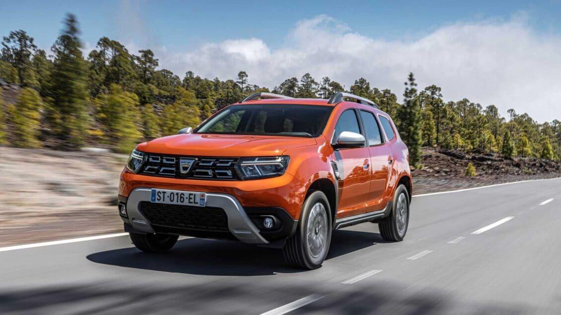 Así es el restyling del Dacia Duster y estas son las novedades