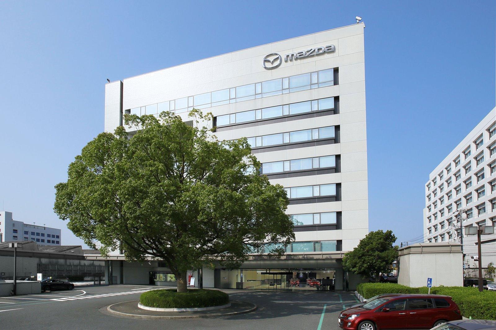 Sede Mazda Japón