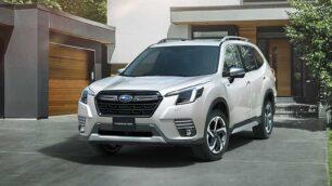 Así es el renovado Subaru Forester: esperamos una versión europea en cuestión de semanas