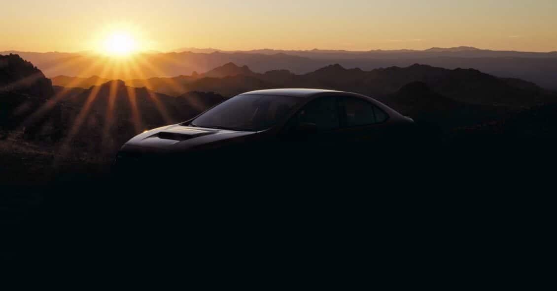 Primera imagen y detalles del Subaru WRX STI 2022: debuta este año