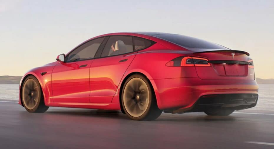 Adiós al Tesla Model S Plaid + con 1.020 CV y hasta 837 km de autonomía