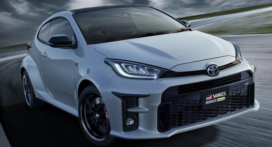 Toyota GR Yaris Morizo Selection: el deportivo que evoluciona con su conductor