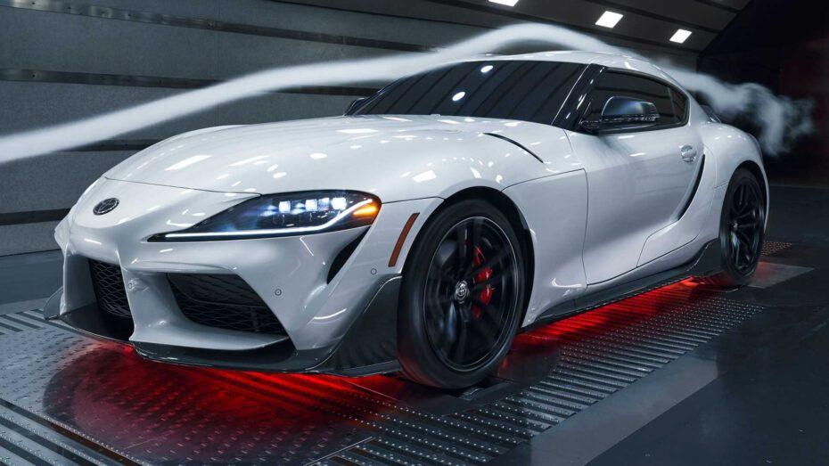 Toyota Supra A91-CF Edition: aquí también queremos un Supra bañado en fibra