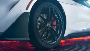 Interesantes 'chucherías' para el Toyota Supra A91-CF Edition 2022
