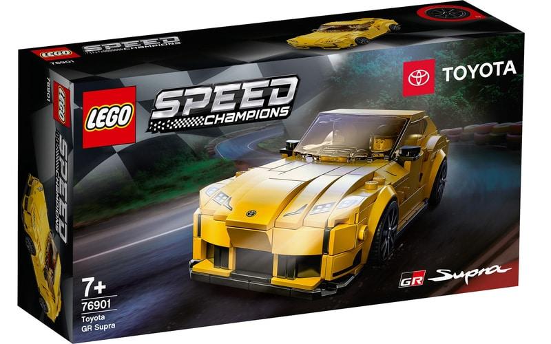 El set del Toyota Supra de LEGO Speed Champions tiene un precio de 20€
