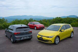 El Volkswagen Golf Mk8 por fin llega a Japón: La firma lo necesita urgentemente