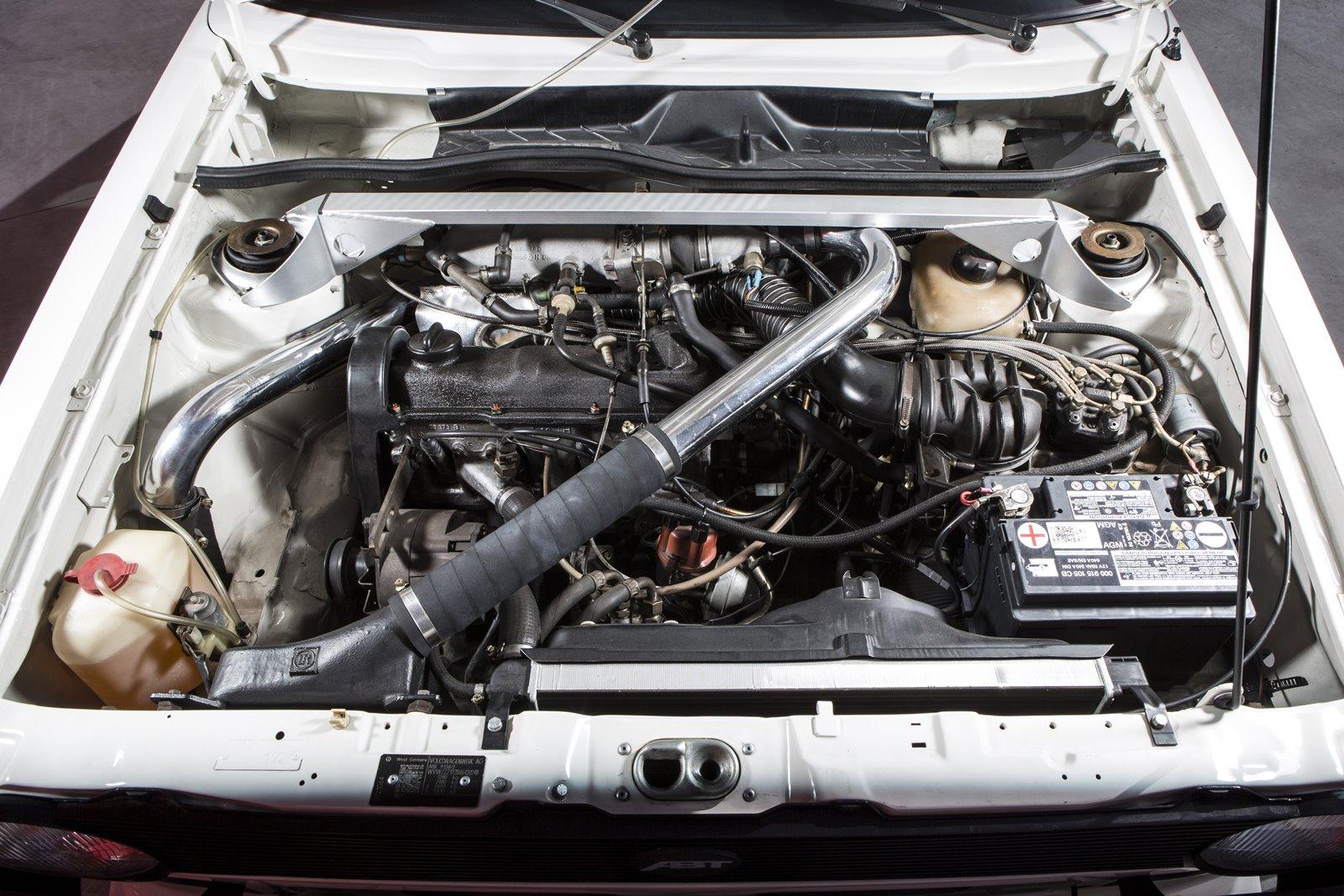 Golf GTI wide body motor