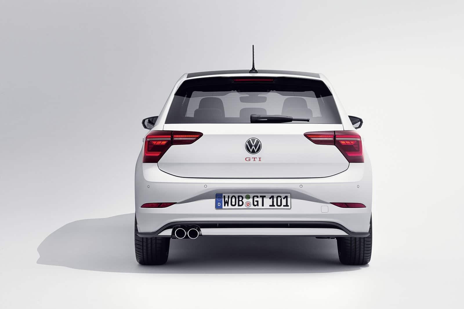 Volkswagen Polo GTI zaga