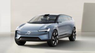 Volvo Concept Recharge: una declaración de intenciones del futuro de la marca