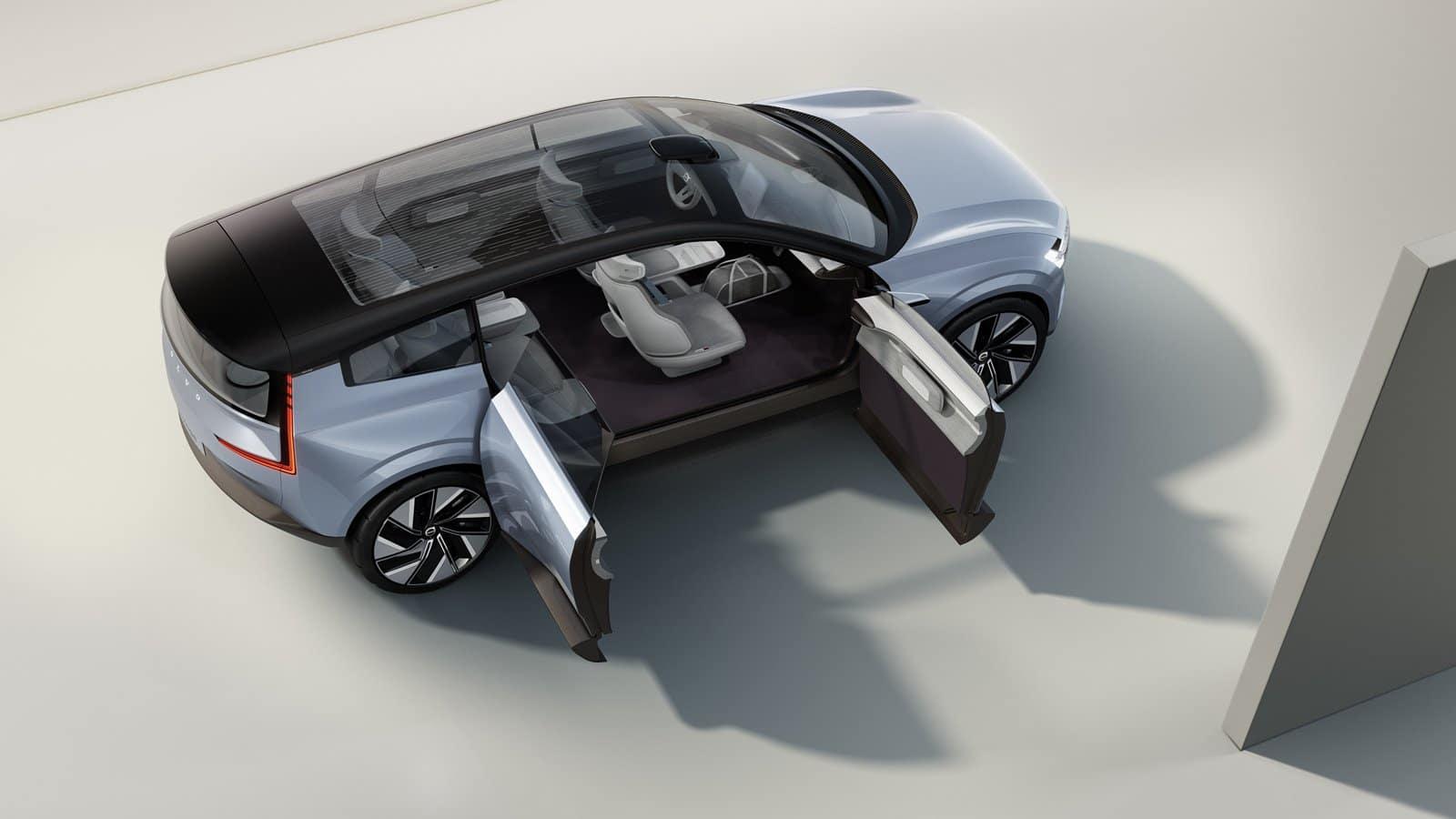 El Volvo Concept Recharge nos anticipa el futuro de la marca