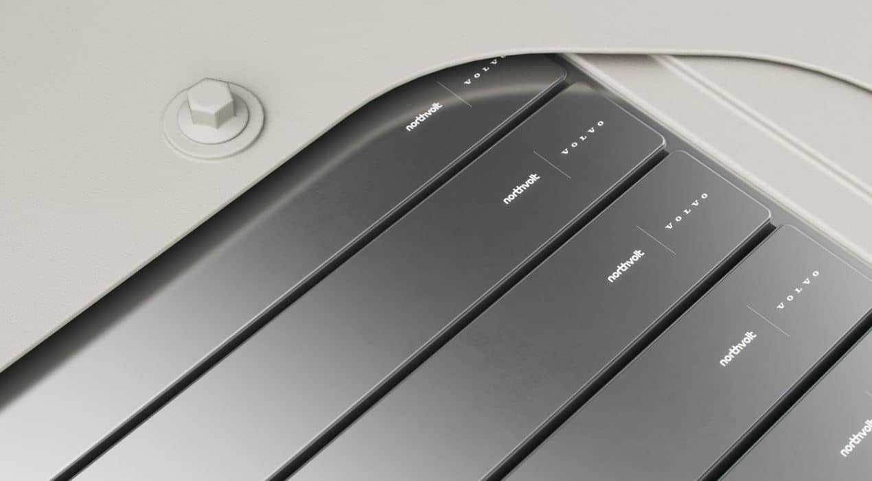 Batería Volvo XC60 eléctrico