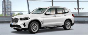La gama BMW X3 2021 ya se puede adquirir en España