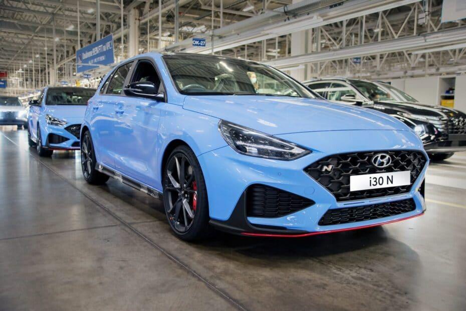 Arranca la producción del Hyundai i30 N 2021 en Europa