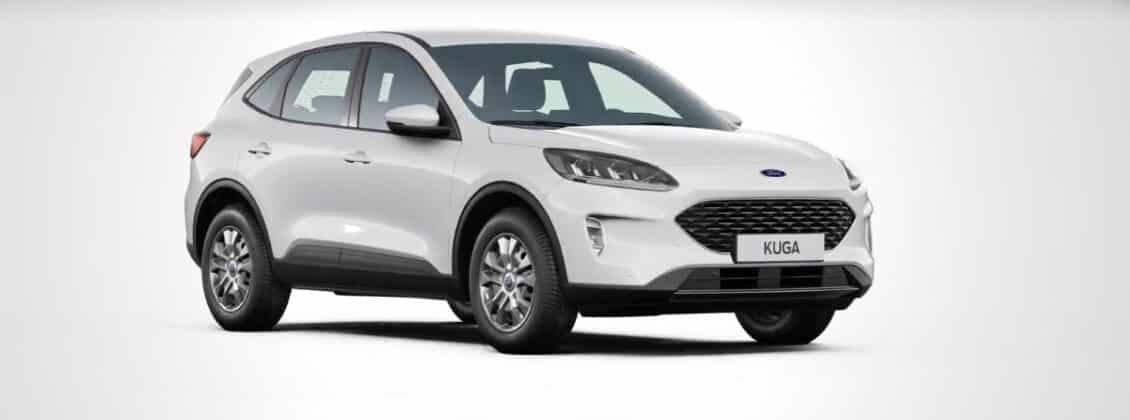 Ahora tienes un Ford Kuga por menos de 22 mil euros