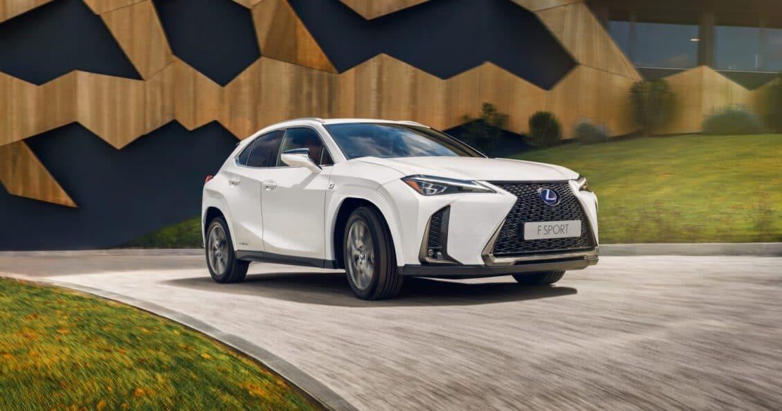 Mejoras en la gama Lexus UX 2022