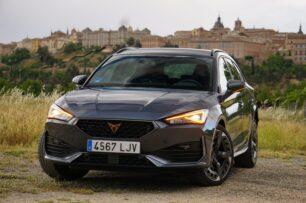 Prueba Cupra León Sportstourer eHybrid 245 CV DSG: Casi perfecto, eficiente y capaz