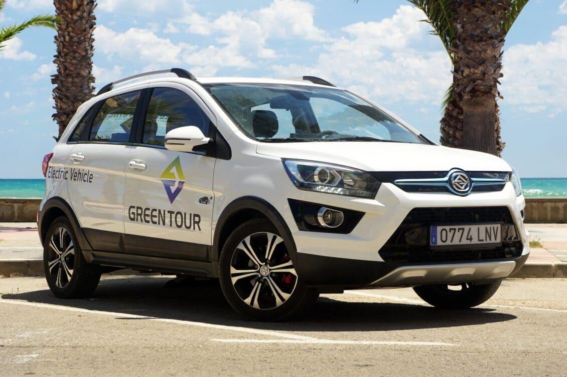 Prueba Green Tour HS-EV4 108 CV High 48 kWh: Un nuevo eléctrico llega al mercado