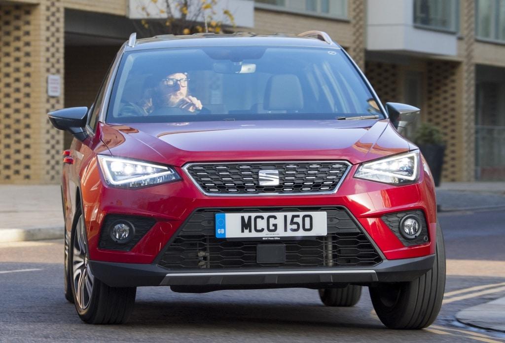 El Arona desbanca al León como el SEAT más vendido en Europa