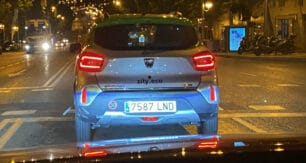 El Dacia Spring llega a Zity Madrid