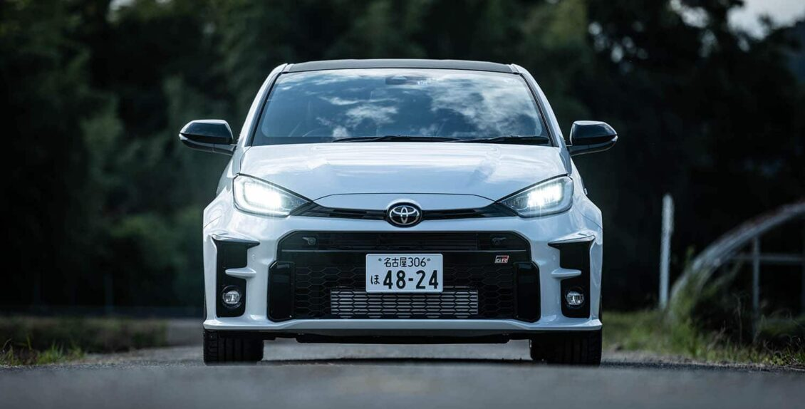 El Toyota Yaris sigue arrasando en Japón: El GR-Sport tiene mucho que ver
