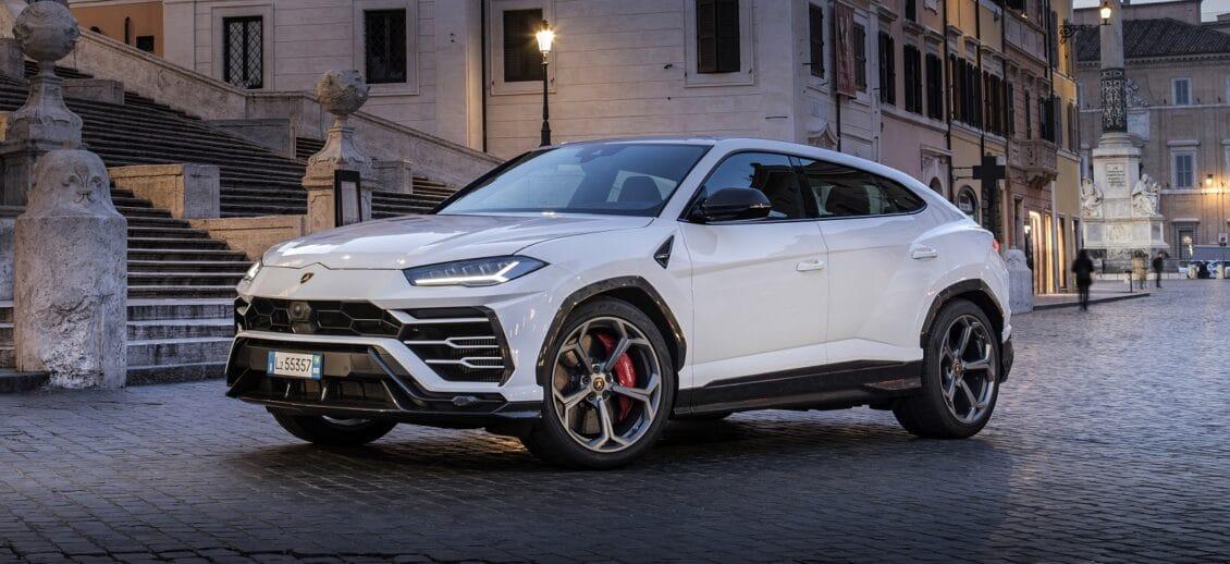 Los ricos quieren SUVs: El Urus es el Lamborghini más vendido