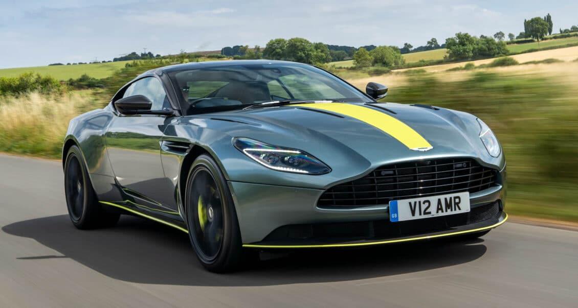 ¿Qué coches se producen en Reino Unido? Exquisitez en estado puro
