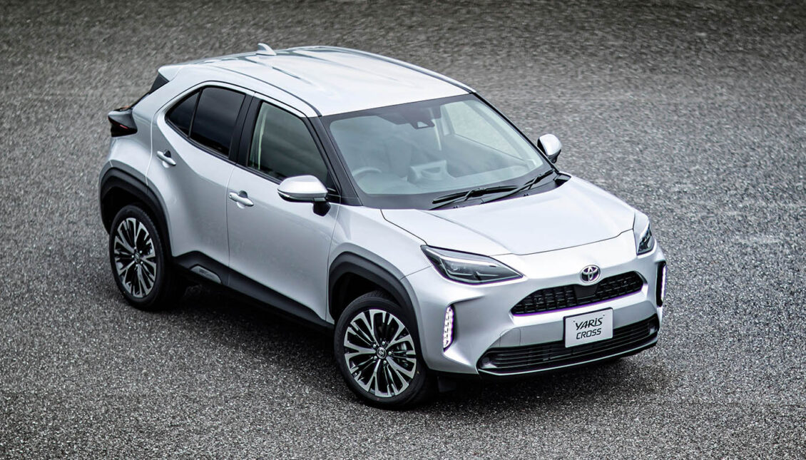 Oferta, el Toyota Yaris Cross ahora es más barato