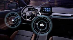 La primera gran actualización inalámbrica de Volkswagen llegará este mes