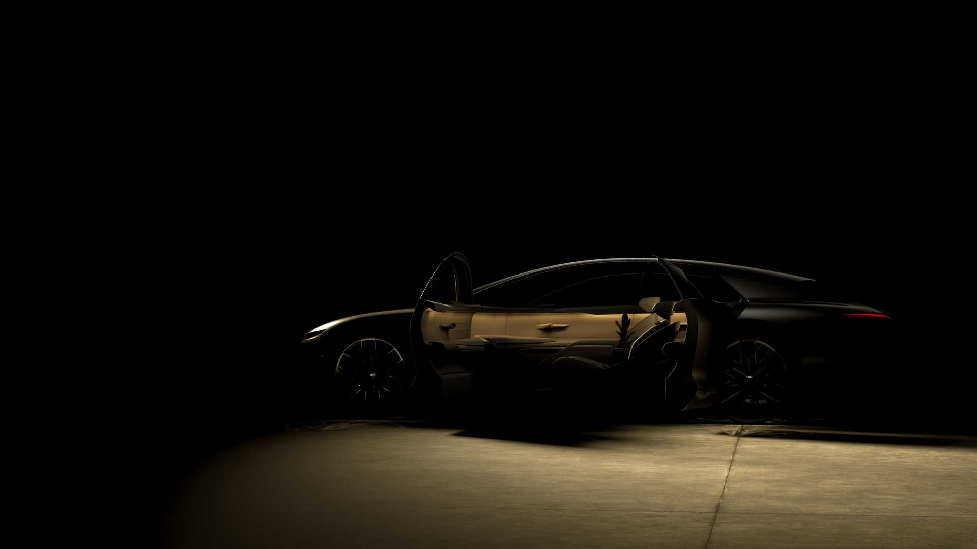 El Audi Grand Sphere Concept es un A7 Sportback eléctrico