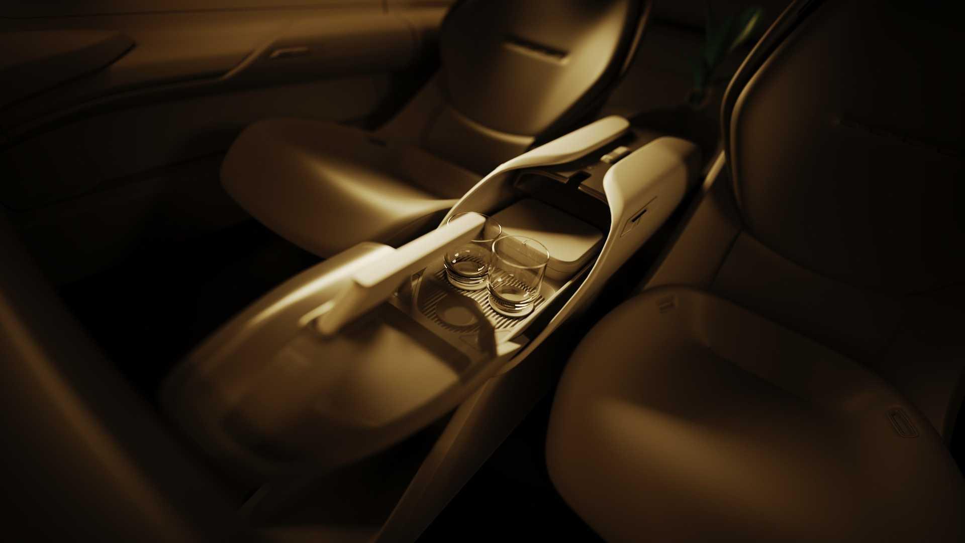 El Audi Grand Sphere Concept da gran protagonismo al habitáculo