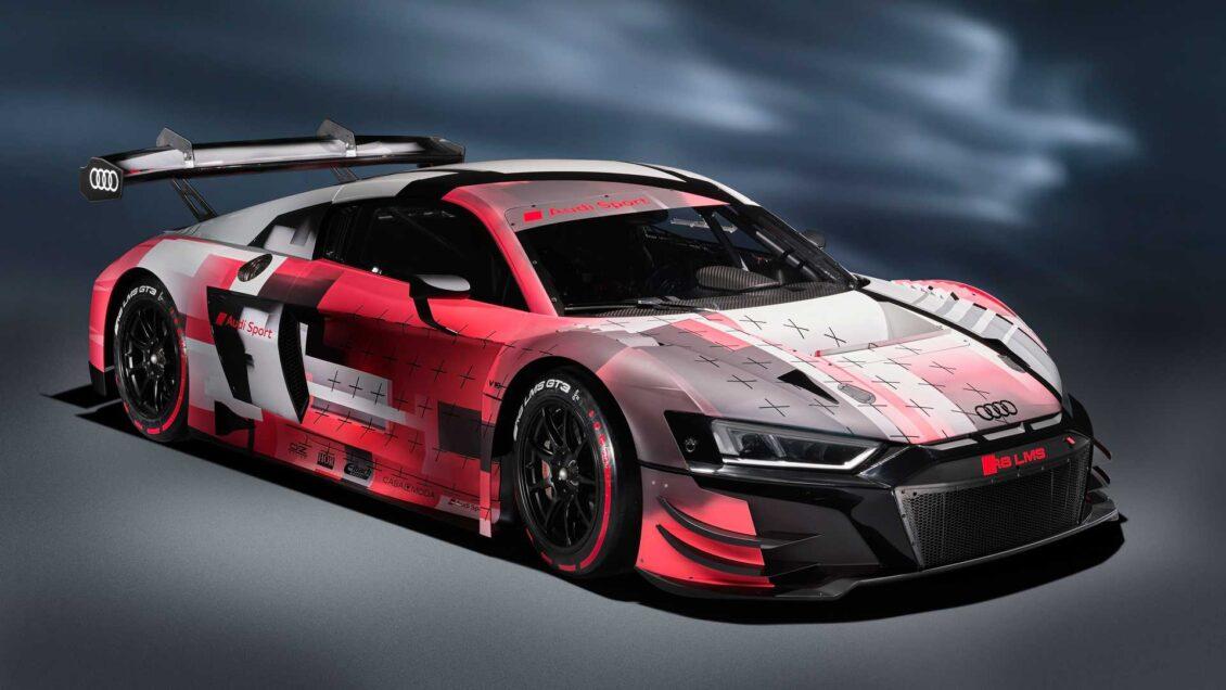Así es el Audi R8 LMS GT3 Evo II 2022: mejoras sustanciales para sacarle todo el jugo