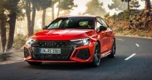 Siéntate, esto es lo que cuesta el nuevo Audi RS 3