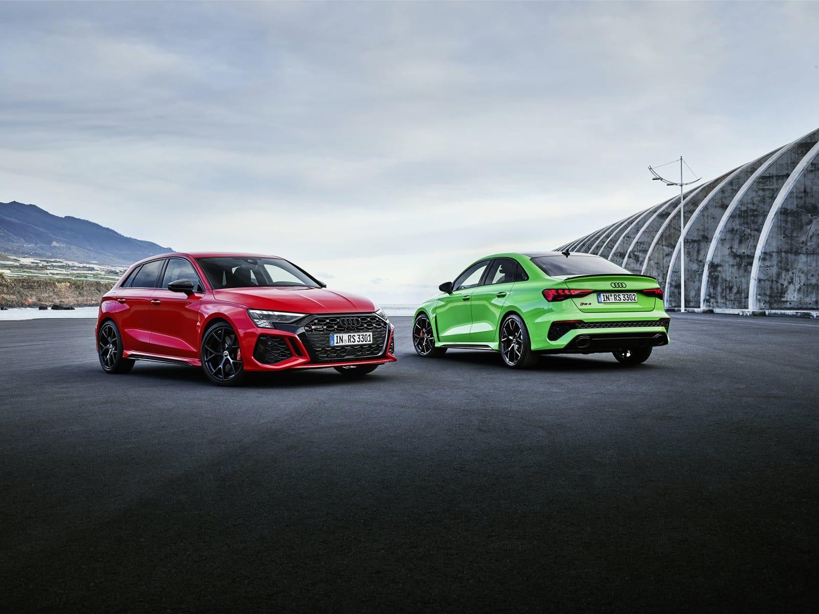 Precio del Audi RS 3 Sportback