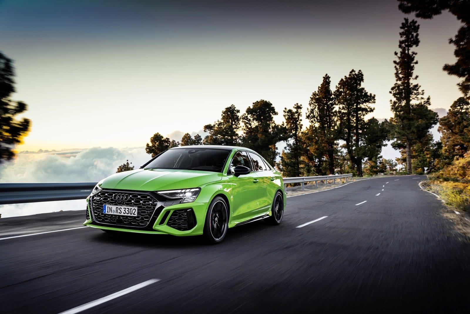 nuevo Audi RS 3 Sedan