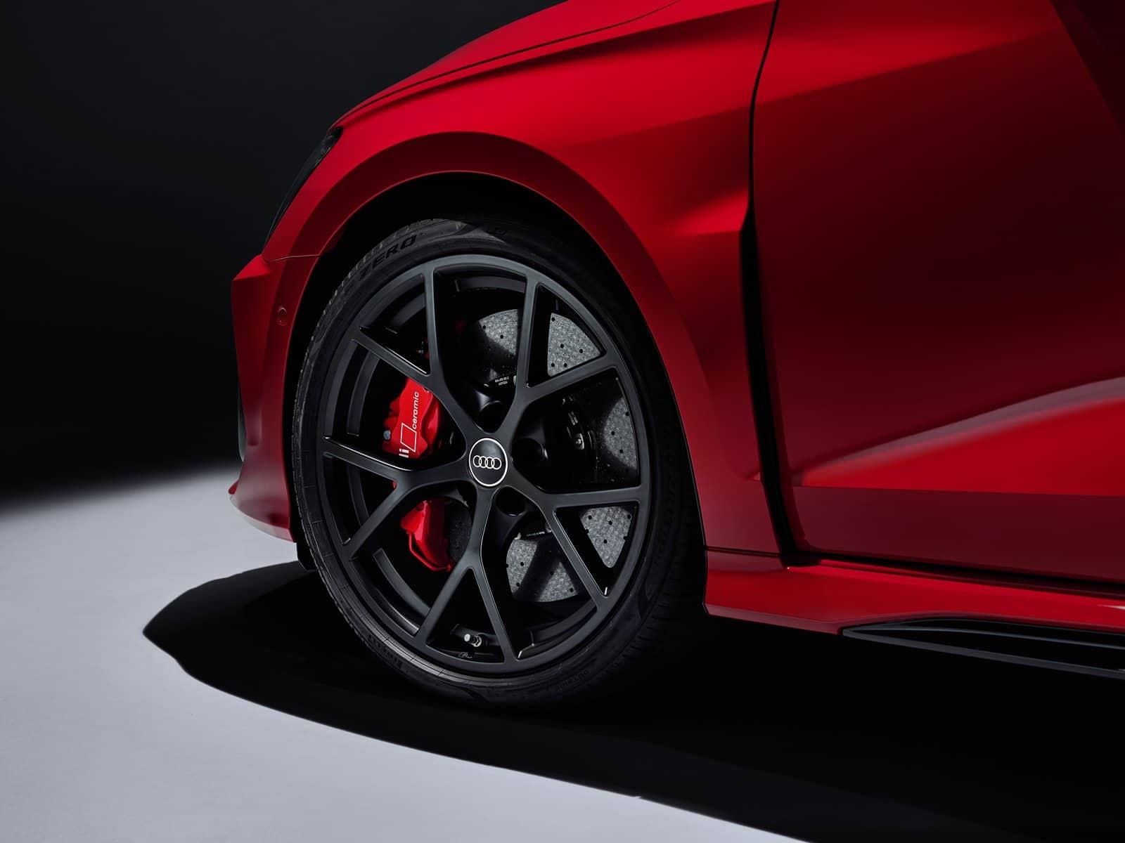 nuevo Audi RS 3 llantas