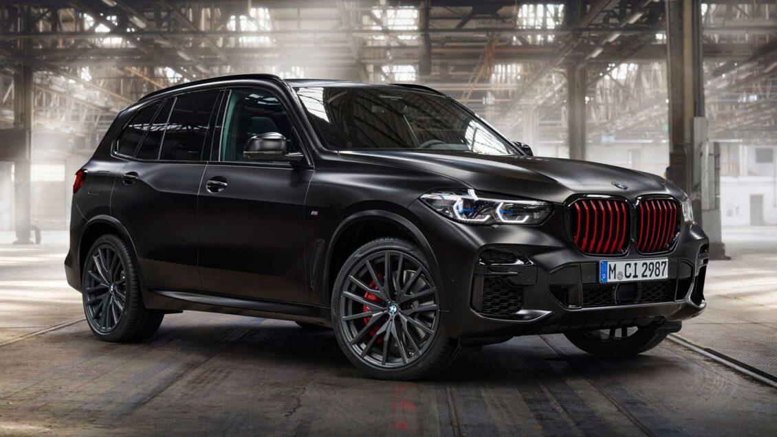 Los riñones del BMW X5 ahora en rojo y mucho más desde 92.300 euros en Alemania