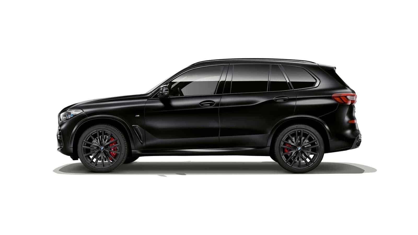BMW Black Vermilion lateral