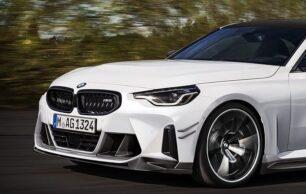 Así de bien podría verse el BMW M2 Coupé 2023: a ver qué te parece...