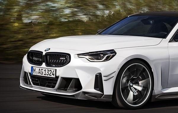 Así de bien podría verse el BMW M2 Coupé 2023: a ver qué te parece…