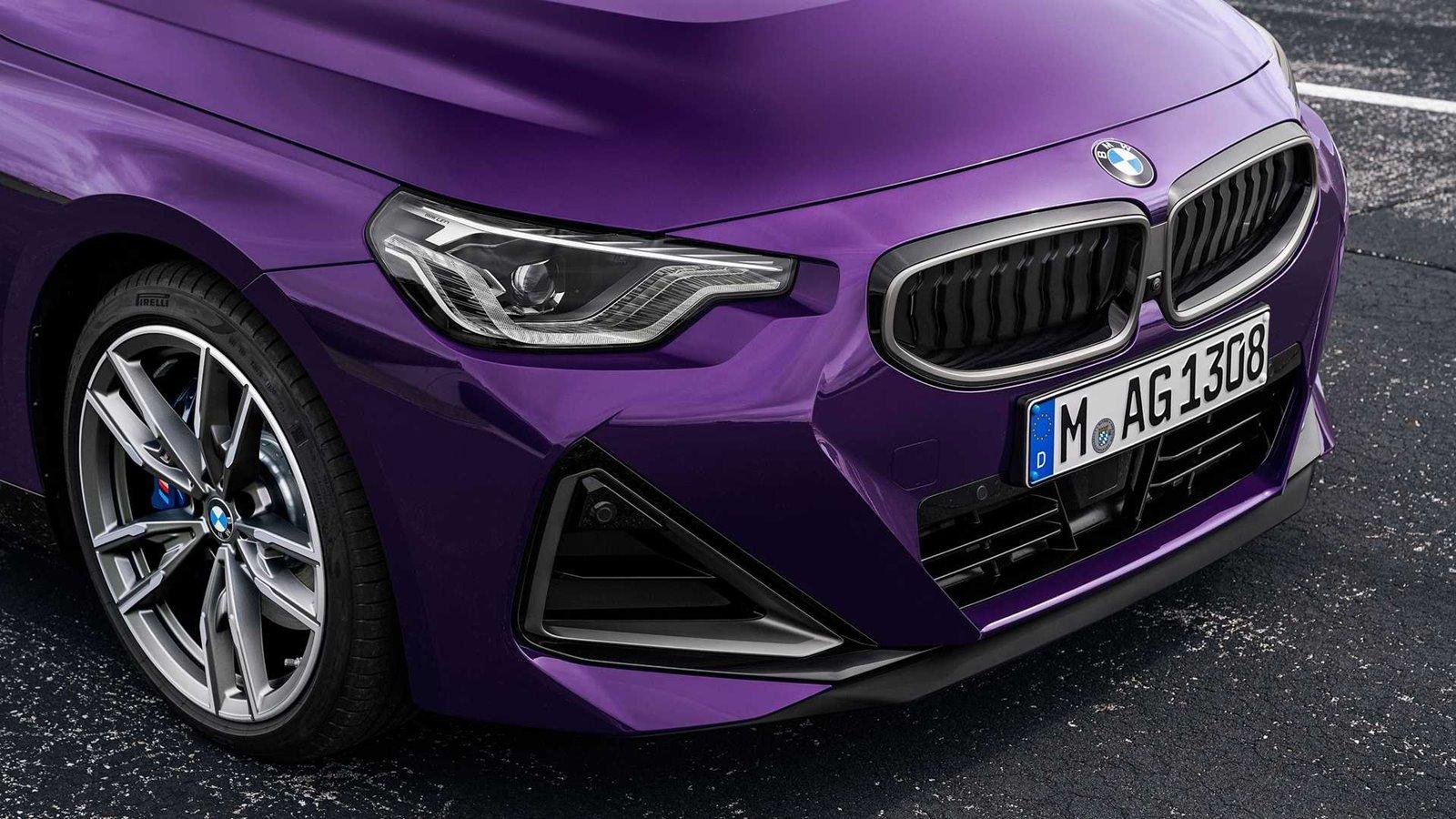 Parrilla Nuevo BMW Serie 2 Coupé