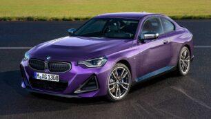 Así es el nuevo BMW Serie 2 coupé: todos los detalles e imágenes
