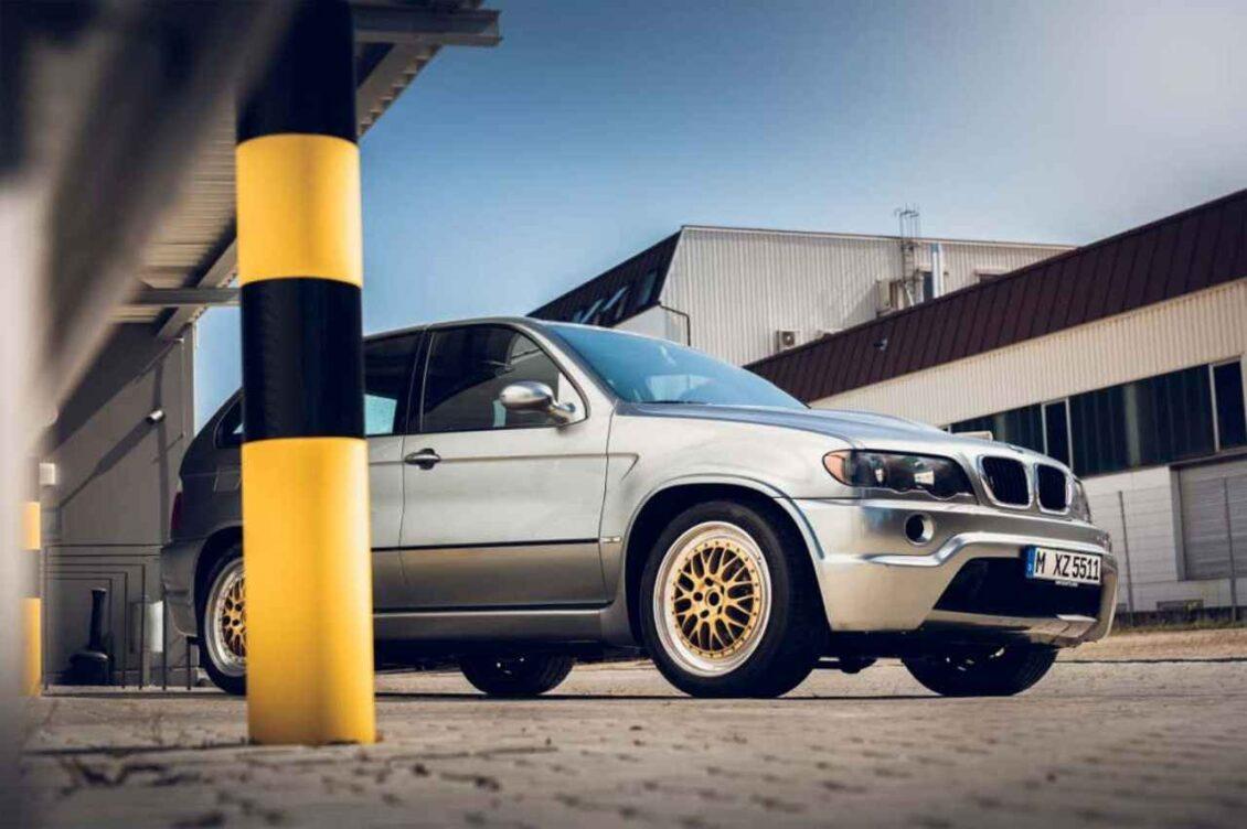 La historia del BMW X5 Le Mans V12: el padre de los poderosos SUV bávaros actuales