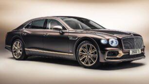 Bentley Flying Spur Hybrid Odyssean Edition: lujo 'eco' lo mires por donde lo mires