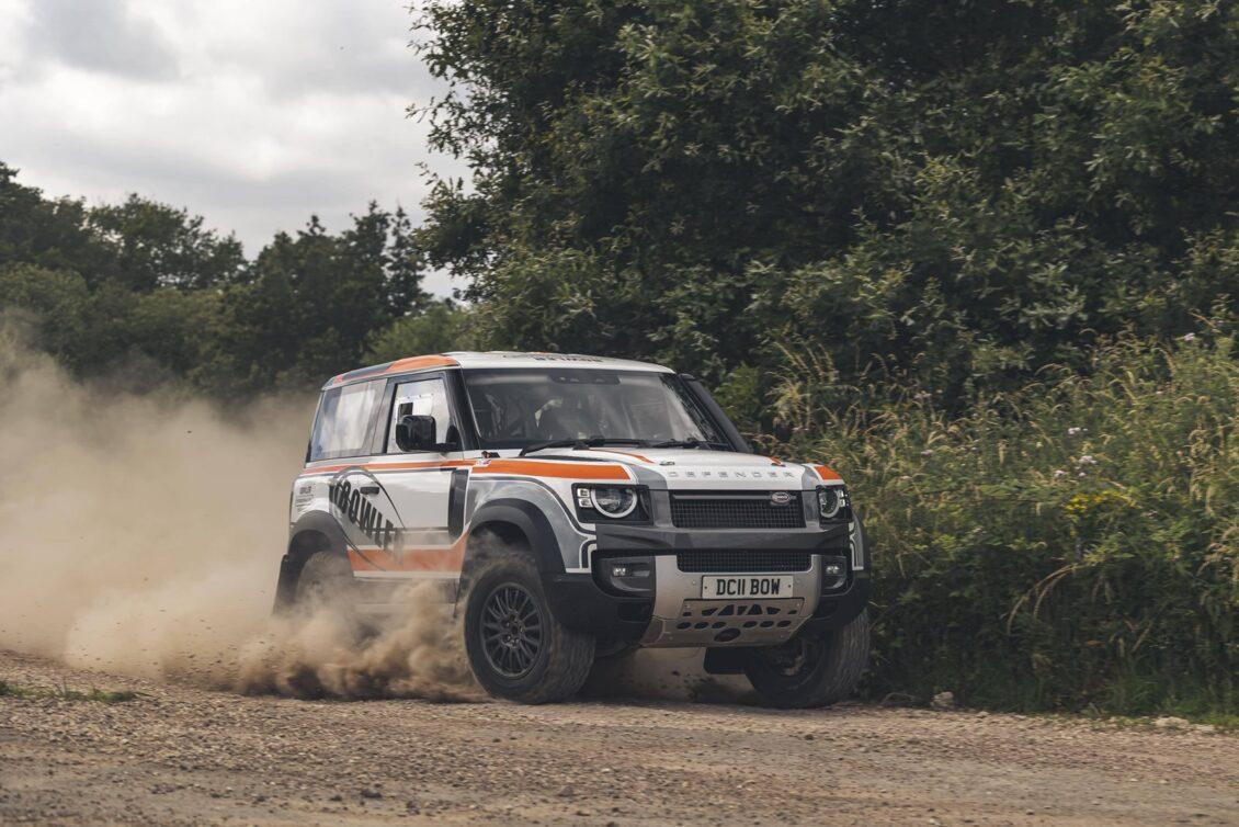 Bowler Defender Challenge: el Land Rover Defender tendrá su propio rally en 2022