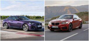Comparación visual BMW Serie 2 Coupé 2021: Juzga tú mismo los cambios