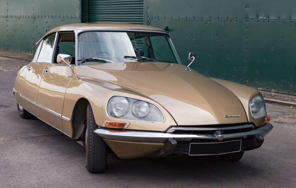 El mítico Citroën DS, ahora en formato eléctrico: «la alfombra mágica» y su suspensión se actualizan