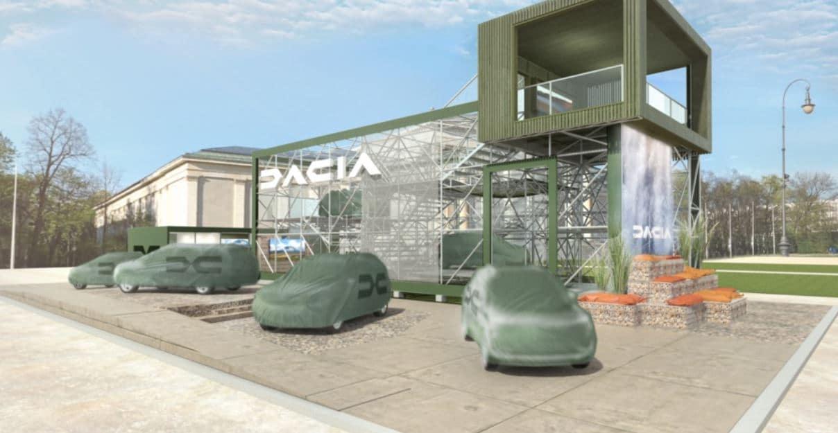 Dacia 7 plazas