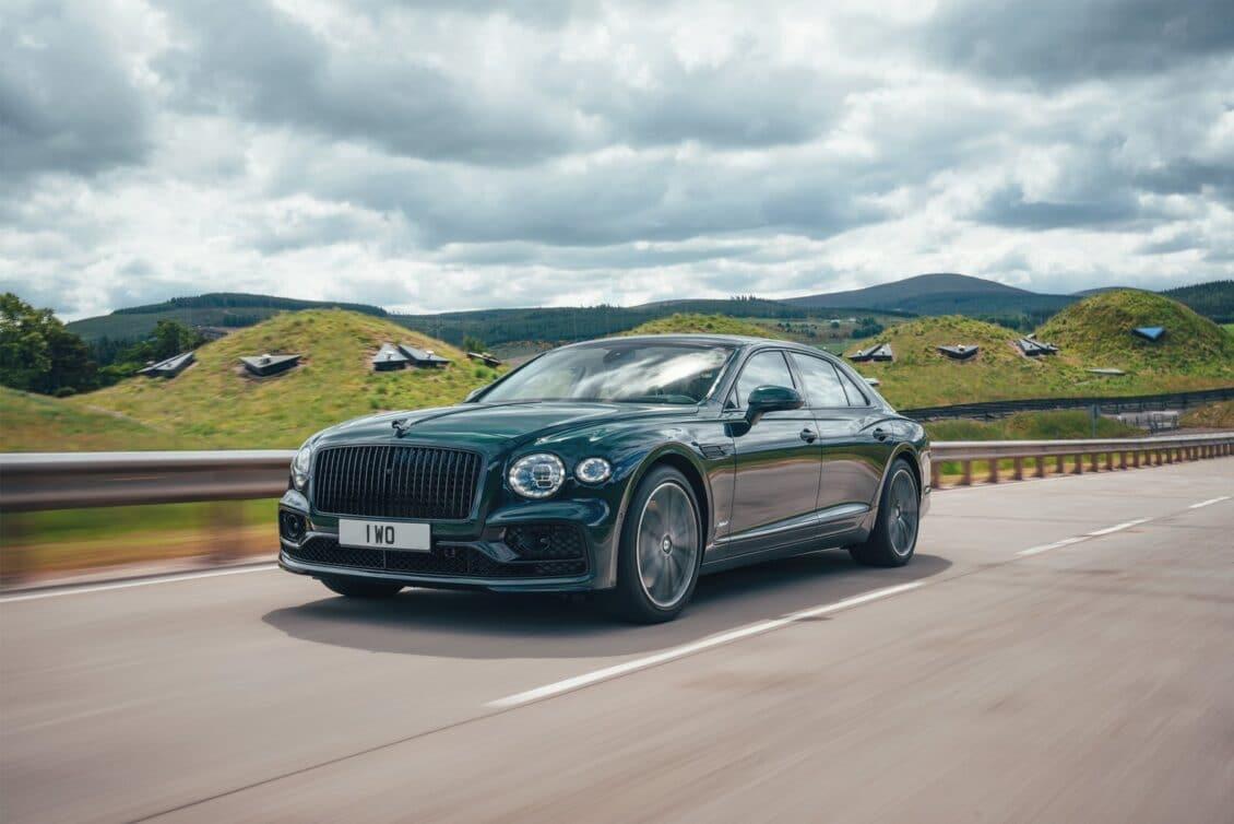 Se llama Flying Spur Hybrid y dicen que es el Bentley más eficiente hasta la fecha