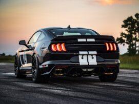 El Ford Mustang GT Legend Edition rinde homenaje a un Ford GT40 muy especial
